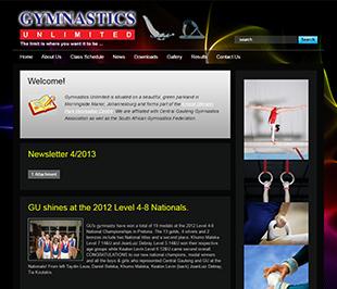 Gymnastic Tile