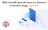 Why Should Every eCommerce Business Consider Using Magento?
